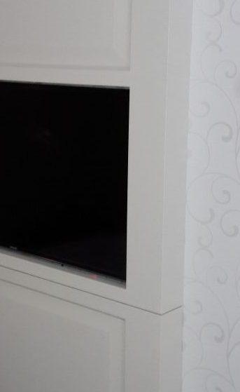 tv-paneel, MDF