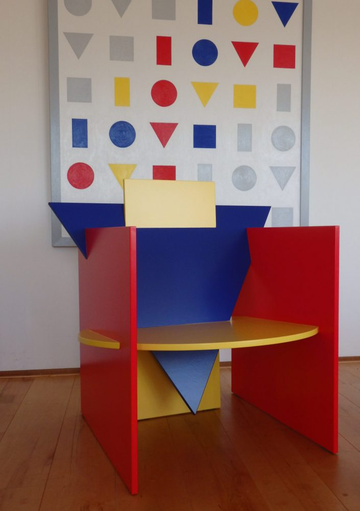 LOVE Art Chair