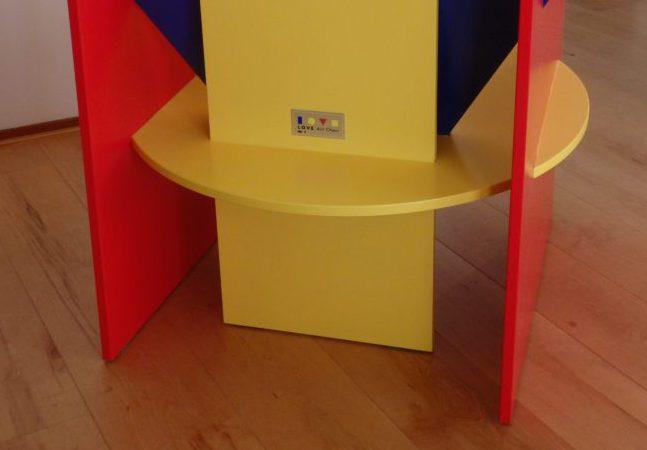 LOVE Art Chair